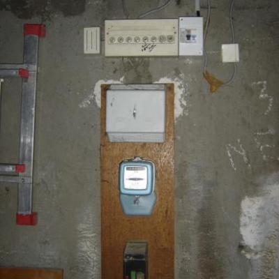 Mise aux normes d'un compteur électrique